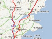 Audax Ecosse 2013 season event calendar - maps, links, details...