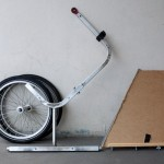 Snow plough: flat pack design