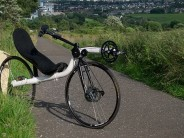 A 100W advantage? Testing the efficiency of the RaptoBike Midracer recumbent versus a drop-bar racing bike...