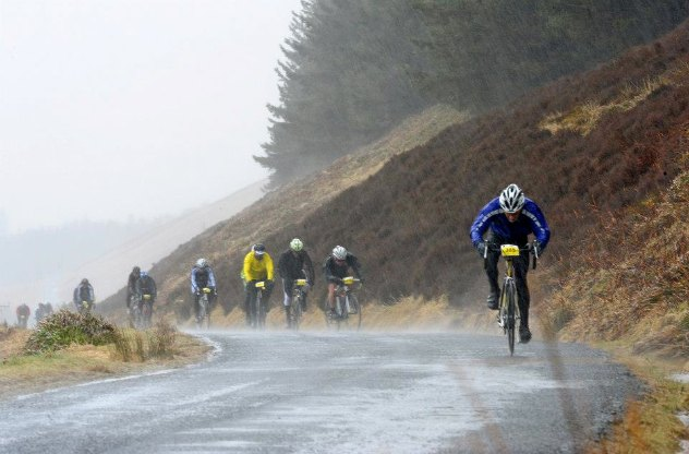 tour of the borders 2013