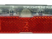 Light, strong, bright and never needs battery charged, the superbly designed Toplight Line Plus might just be the best tail light in the world...