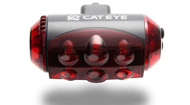 Cateye TL-LD1100 rear light review