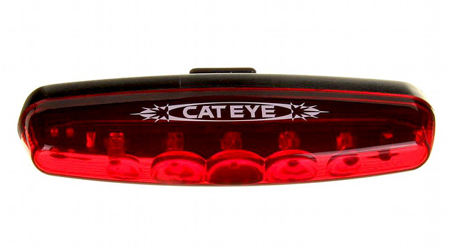 Cateye TL-LD600 rear light review