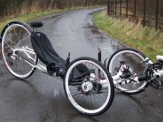 The new VTX is the top of the line racing trike from ICE. Just how good is it?