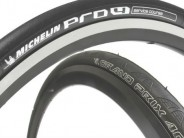 Continental GP4000s or Michelin Pro 4 Service Course? Which of these top-flight road bike tyres is best for you, and where's cheapest to buy them?