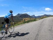 80 miles and 7700 feet of paradise riding in north-west Scotland - amazing roads, better scenery...