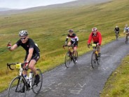 A superb day out on closed roads around Selkirkshire and Peeblesshire - not to be missed in 2015!