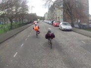 A video looking at extreme recumbent risk-takers on Britain's public roads... (or not)!
