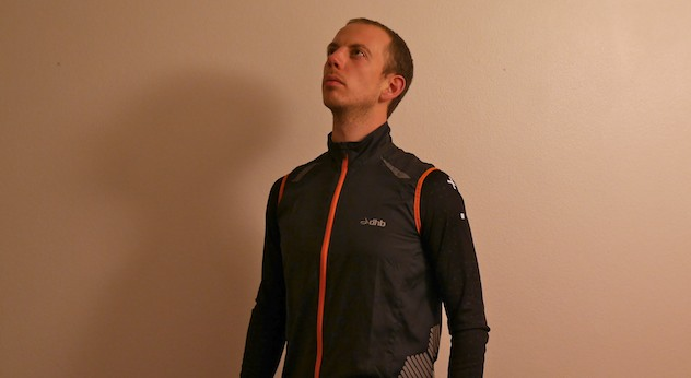 dhb Flashlight Windproof Gilet review