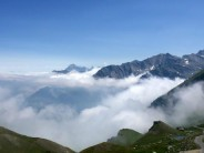 A few words on a long weekend in the Alps...