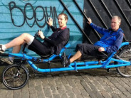 Some brief thoughts on the Azub Twin recumbent tandem